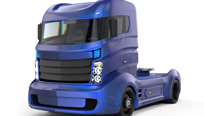 Electric Truck Lineup 2018